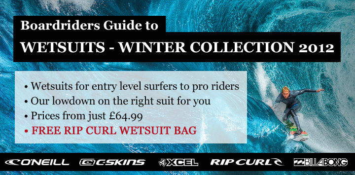 banner for wetsuits