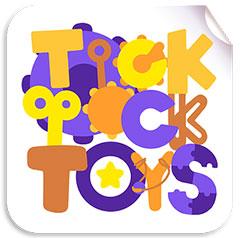 Tick Tock Toys logo