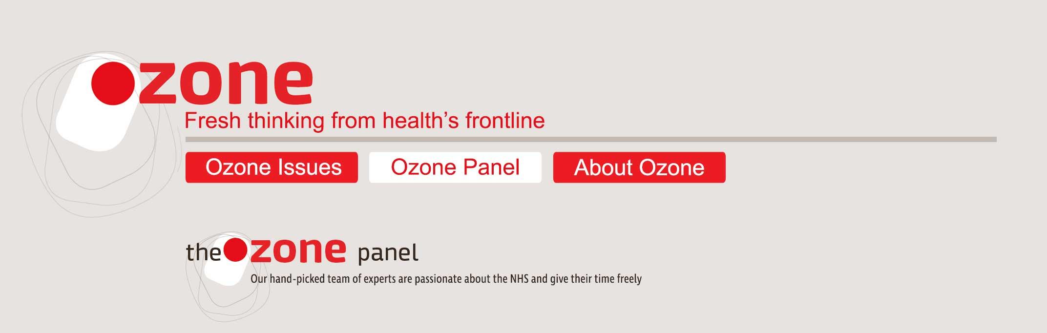 Ozone Panel