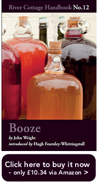 Buy the new River Cottage Booze Handbook now