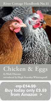Chicken & Eggs Handbook - only £9.49 today from Amazon