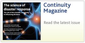 Continuity Magazine Q12013