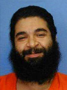 Shaker Aamer, undated photo.Copyright: US DoD
