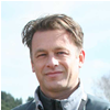 Chris Packham on the A2B Arrival Calendar