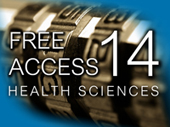 Free Access 14: Health Sciences