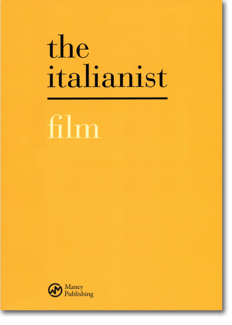The Italianist Film