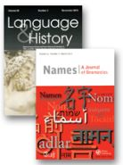 Linguistics Journals