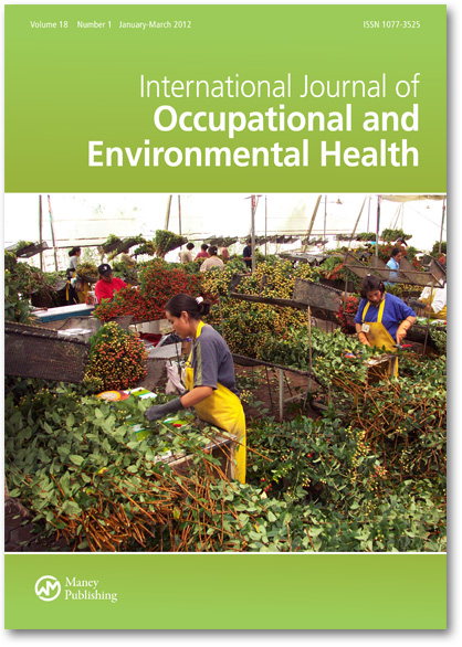 International Journal of Occupational & Environmental Health