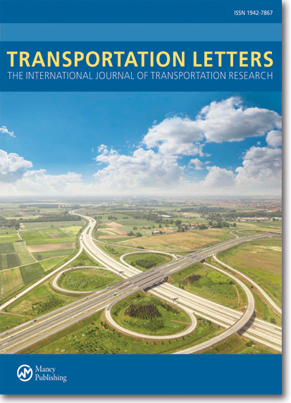 Transportation Letters
