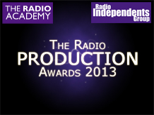 Radio Production Awards 2013 - Photos online!