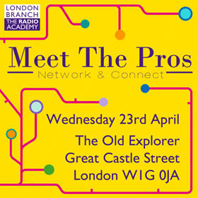 London Event: Meet The Professionals