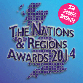 Nations & Regions Awards 2014 - Winners announced!