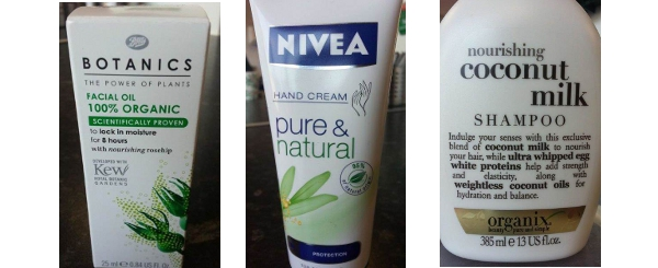 Health and beauty products with false claims