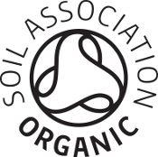 Look for the Soil Association symbol