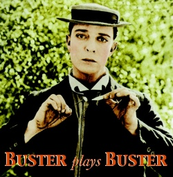 Buster plays Buster