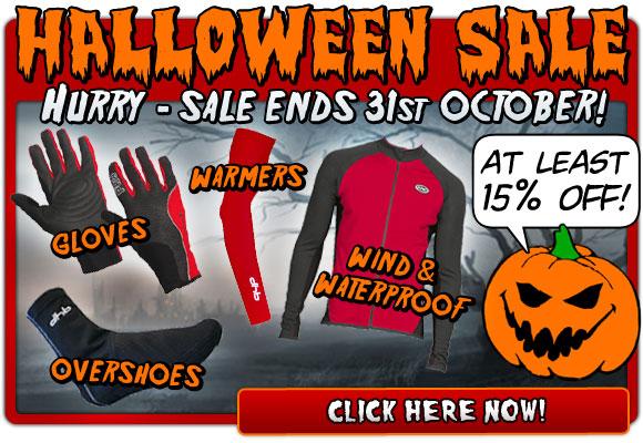 Halloween Sale Ends Soon!