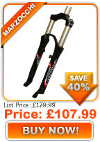 Marzocchi Bomber MX LO Fork 2009 only £107.99