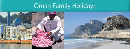 Oman Family Holidays