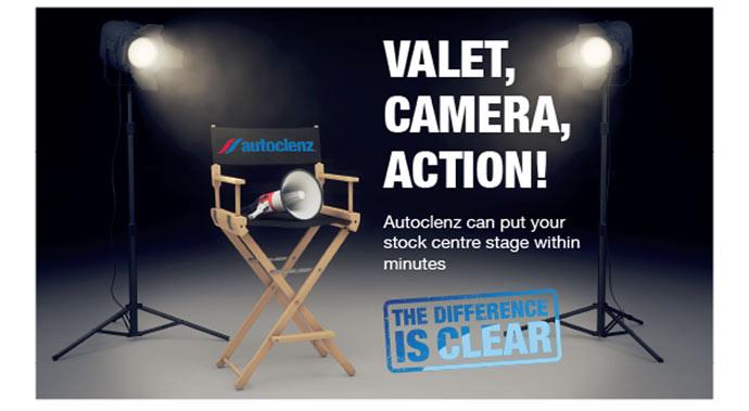 Valet, Camera, Action!