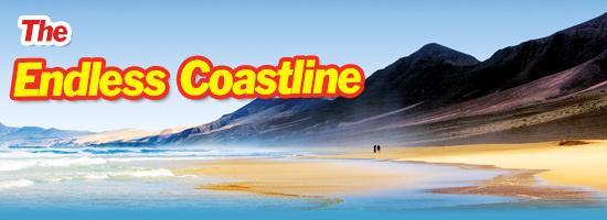 The Endless Coastline