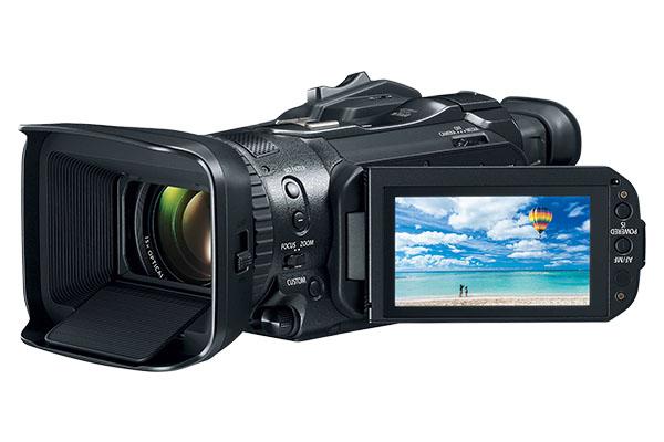 Claim £170 Cashback Canon Legria GX10