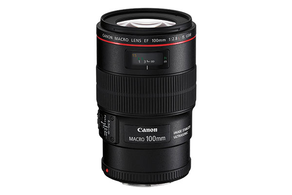 Claim £60 Cashback Canon EF 100mm f/2.8L Macro IS USM