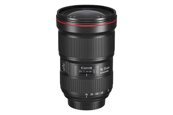 Claim £250 Cashback Canon EF 16-35mm f/2.8L III USM