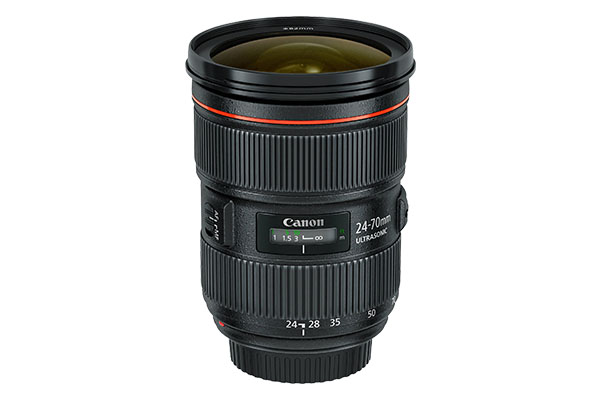 Claim £220 Cashback Canon EF 24-70mm f/2.8L II USM