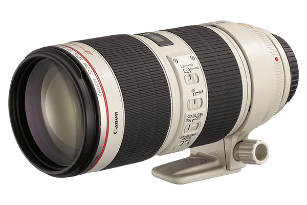 Claim £220 Cashback Canon EF 70-200mm f/2.8L IS II USM
