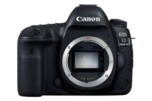 Claim £250 Cashback Canon EOS 5D Mark IV