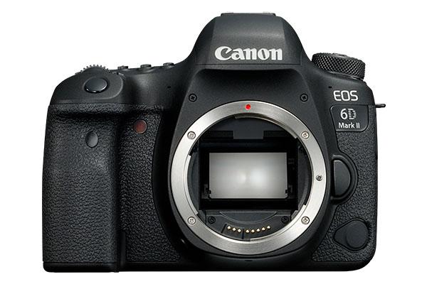 Claim £170 Cashback Canon EOS 6D Mark II
