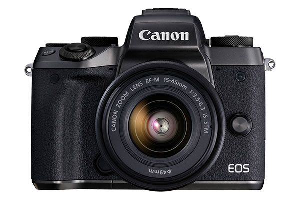 Claim £100 Cashback Canon EOS M5 + 15-45mm Kit