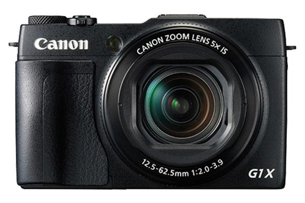 Claim £80 Cashback Canon PowerShot G1X Mark III