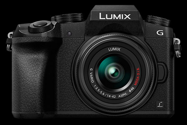 Claim £50 Cashback Panasonic Lumix G7 + Lumix 14-42mm Kit