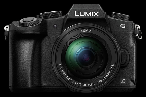 Claim £100 Cashback Panasonic Lumix G80 + Lumix 12-60mm Kit