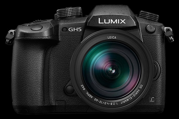 Claim £200 Cashback Panasonic Lumix GH5 + Leica 12-60mm Kit