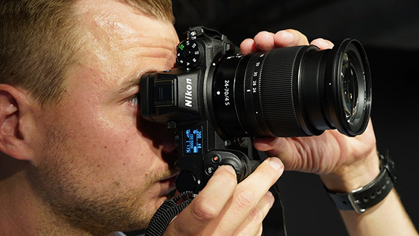 ReadFirst look at Nikon's full-frame mirrorless Z6 and Z7 cameras