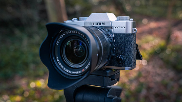 ReadFujifilm X-T30 Hands On First Look