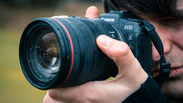 Canon EOS RP Hands On First Look